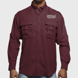 P-2 L/S Performance Fishing Shirt