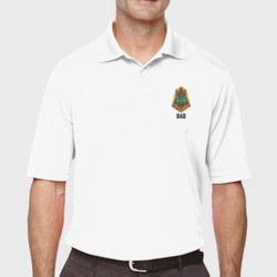 P-2 Dad Performance Polo