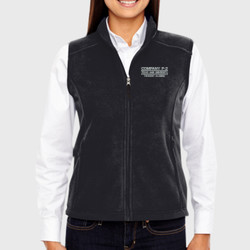 P-2 Ladies Fleece Vest