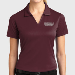 P-2 Ladies Dri-Mesh Polo